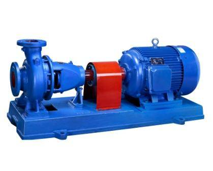 IS series horizontal single stage end suction centrifugal pump