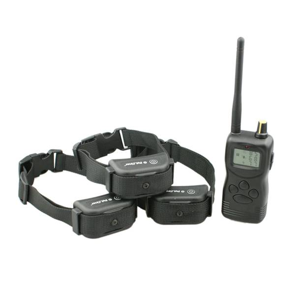 PET900B-3 1000m Remote Wireless Multi Dog Training System For 3 dogs