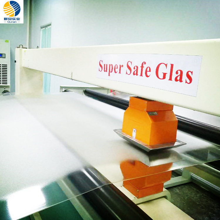 SGP laminated glass film