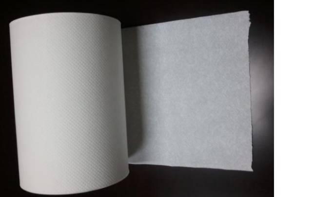 Hand roll towel
