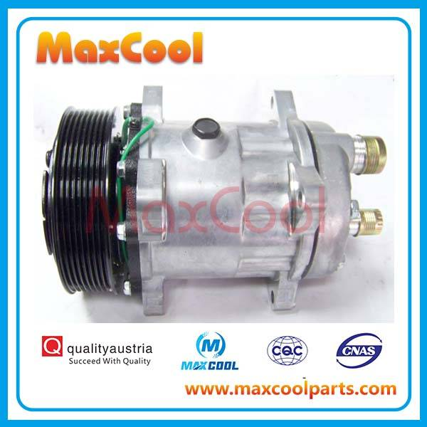 ac Compressor Sanden 7H15 7834 SD7H15 air conditioning Compressor PV8 for VOLVO TRUCK FH12 FH16 AC K