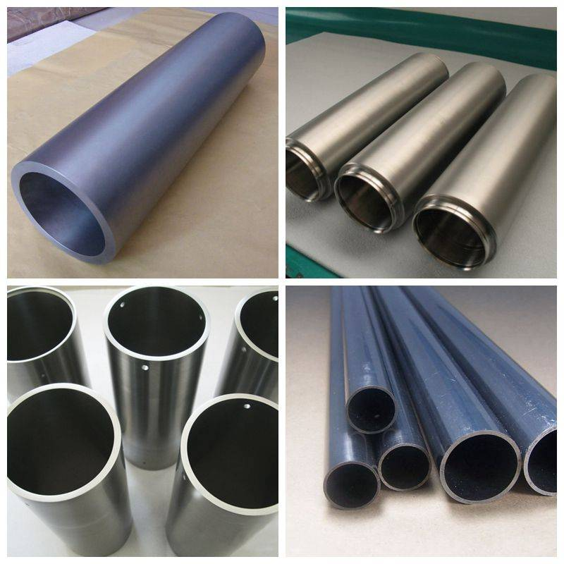 DY 99.95% pure polishing molybdenum tube pipe