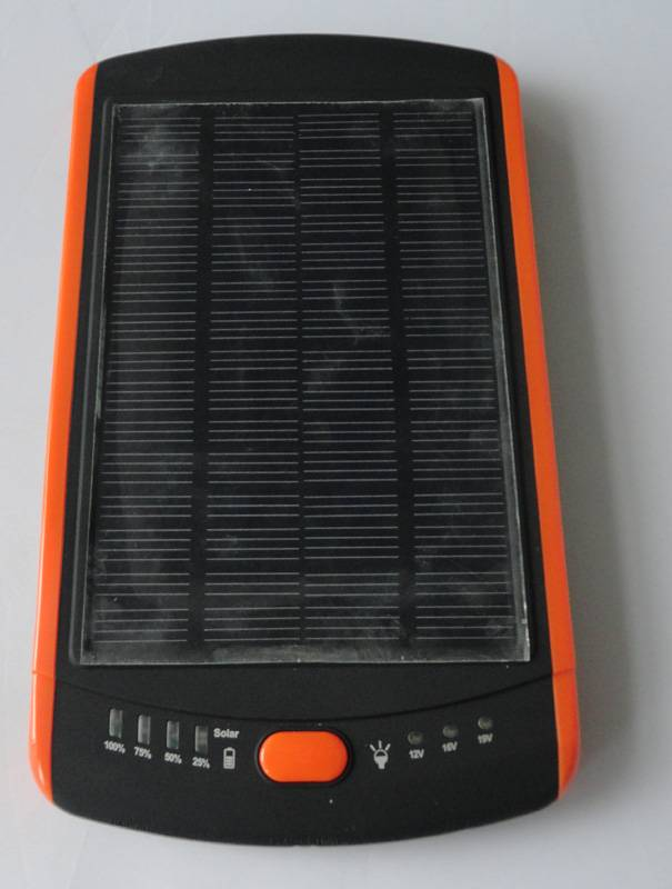 Solar Charger (MP-S23000) high capacity 23000mAh DC and USB output (CE ROHS approved)