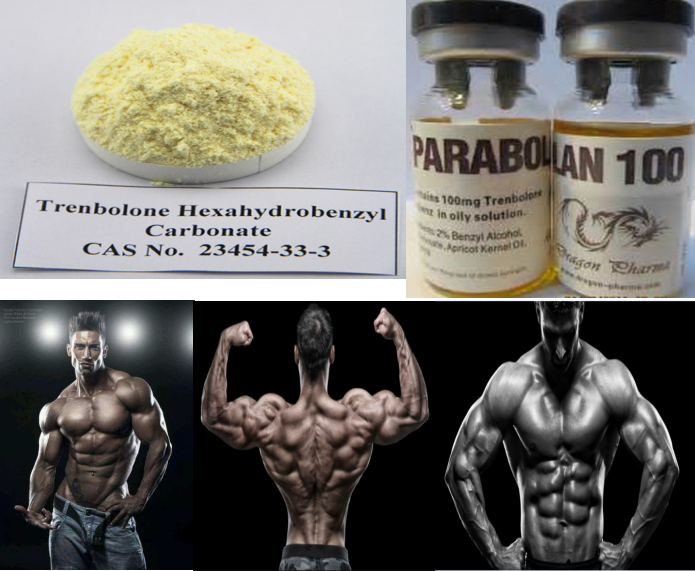 Trenbolone Hexahydrobenzyl Carbonate Trenbolone cyclohexylmethylcarbonate Parabolan raw powder