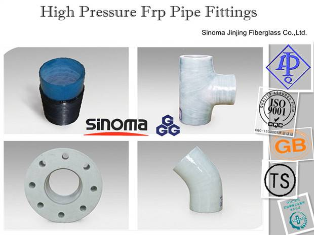 GRE Pipe Fittings - Sinoma Jinjing Fiberglass Co ,Ltd