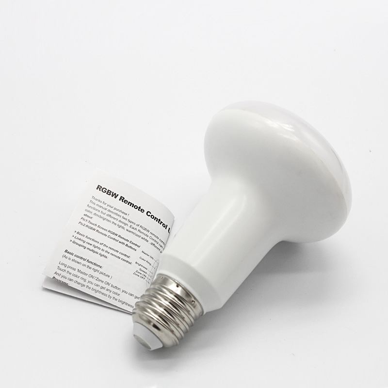Manufactures directly sale hot products R80 E27 9w led bulb,gledopto led lamp