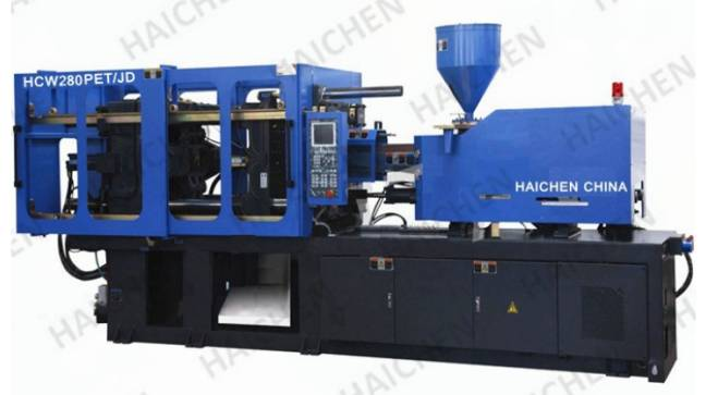 280PET Injection Molding Machine