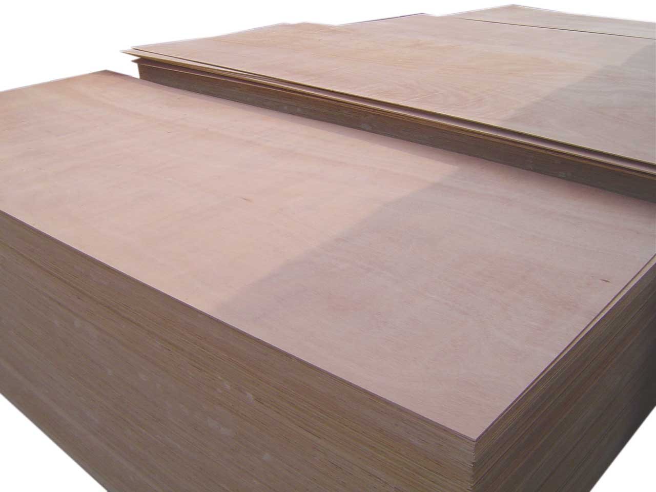 High Quality Okoume/ Bingtago/Poplar/Birch Commercial Plywood