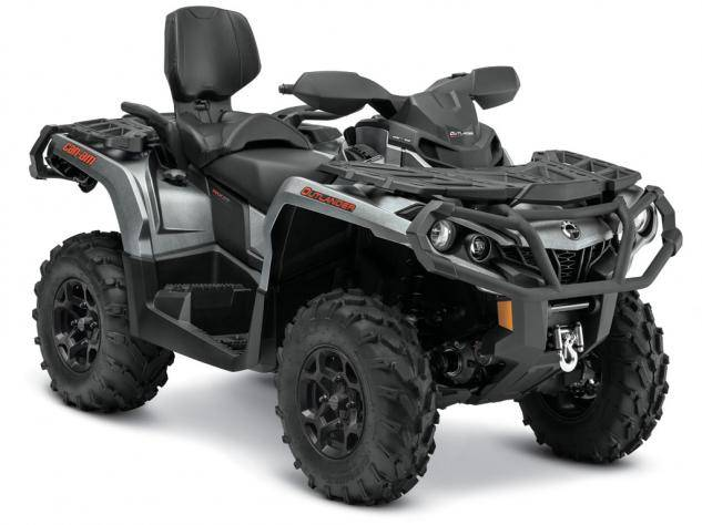2015 Can-Am Outlander Max Limited 1000