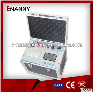 High accuracy low price conductor loop digital earth resistance tester DBHL-100A