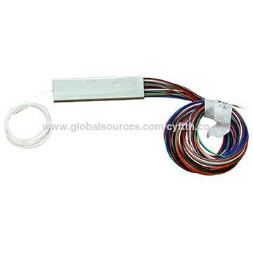 1:64 Tube Type Optic Fibre Splitter