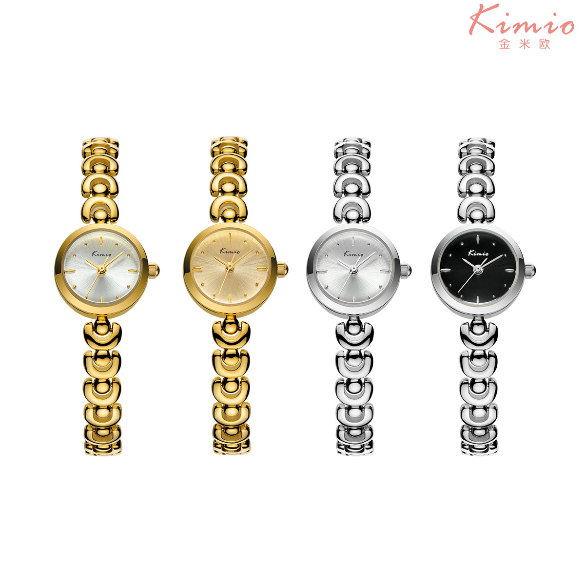 Alloy high quality fashion wristwatches quartz