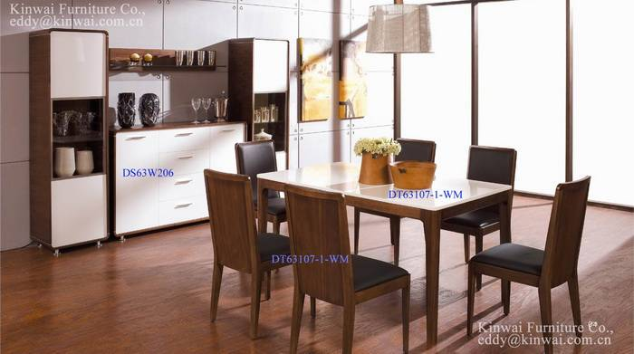 Rhine, dining room furniture, dining table, dining chair, sideboard