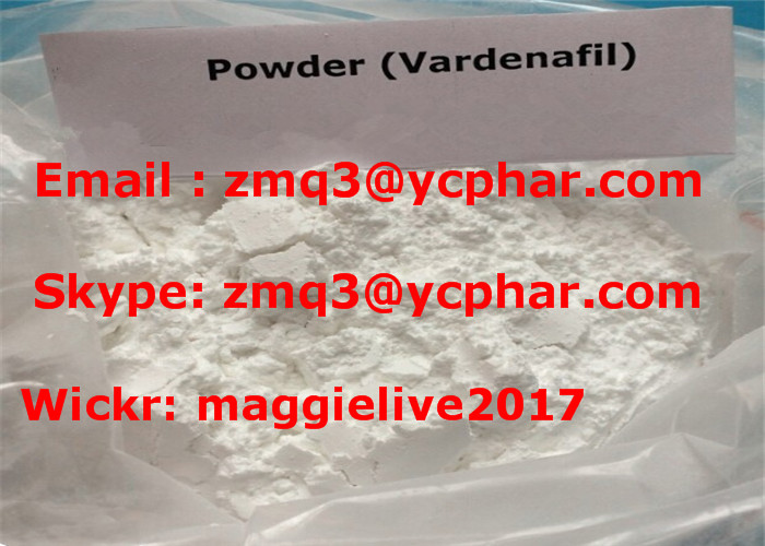 Vardenafil HCL Male Enhancement Supplements Vardenafil Hydrochloride CAS 224785-91-5