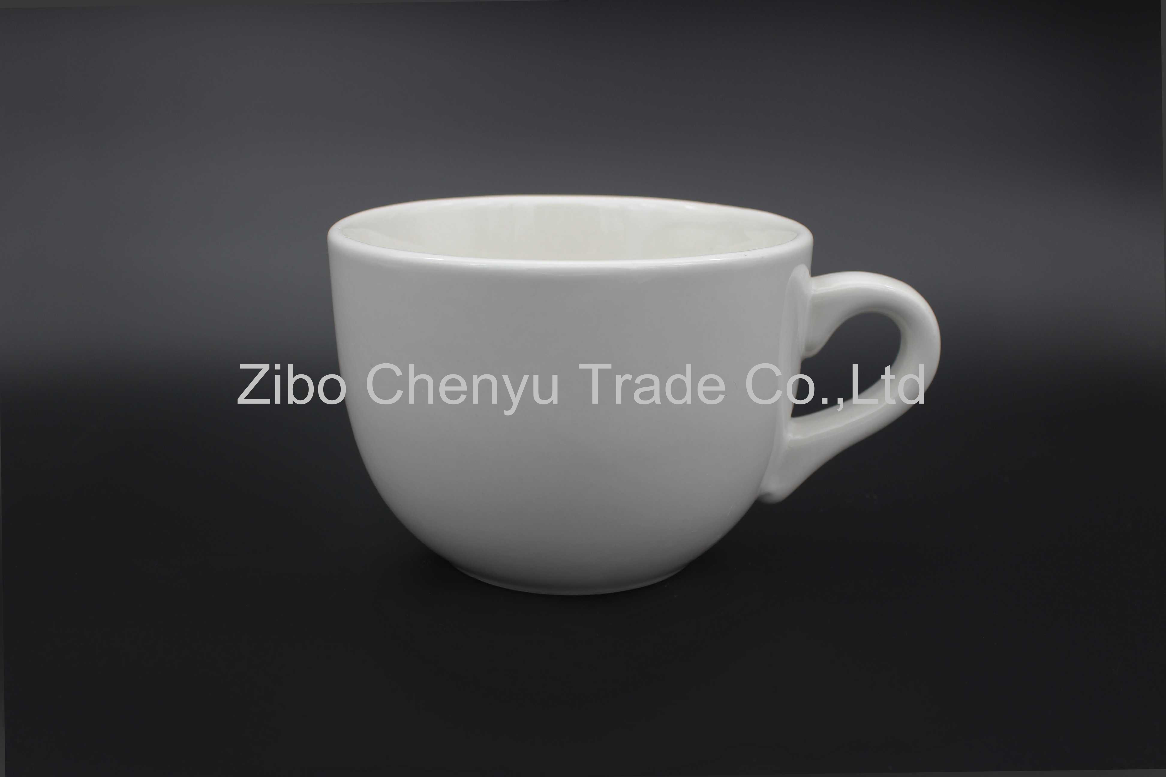 porcelain coffee mug gift product promotion