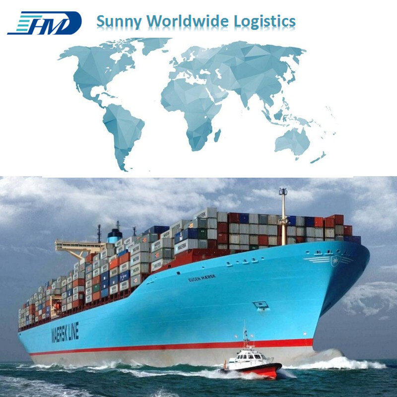 China First Class Sea Freight Forwarder To Saudi Arabia