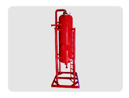 Liquid gas separator, APMGS800, APMGS1000, APMGS1200