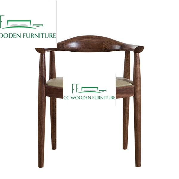 Nordic modern minimalist chair backrest armchair dining chairs