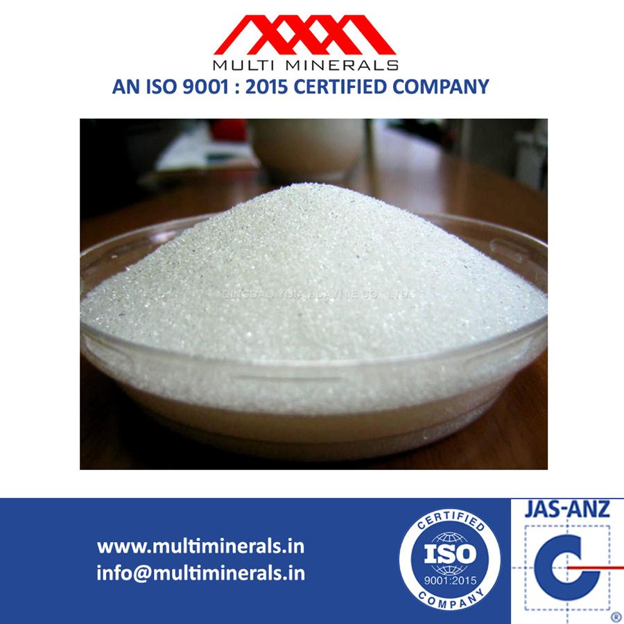 Glass Grade Grain quartz