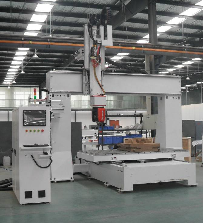 CNC Router 5 axis CNC Maching Center GrimLock 2500