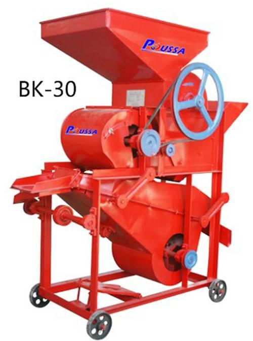 800kg/h peanut shell removing machine