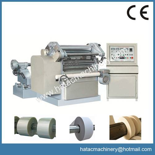 Aluminum Foil Slitting Rewinding Machine