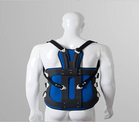 Waist Orthopedic Support Medical Thoracolumbar Supports Spine Injure And Hunchback Orthosis Brace Ta