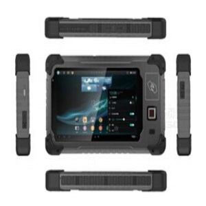 Rugged Tablet PC 7 Inch IP67 Industrial Tablet Android RFID PDAs Barcode Scanner Tablet PC-S70
