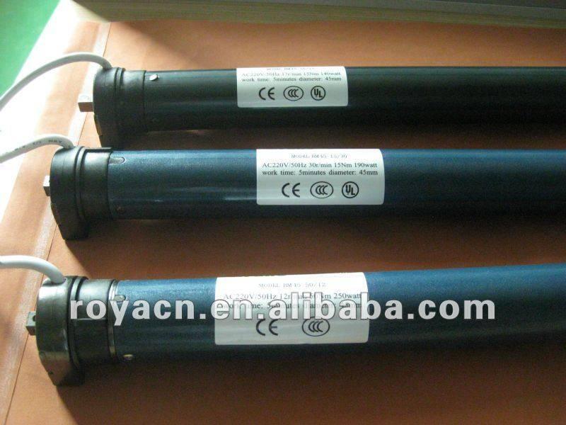 automatic curtain motor