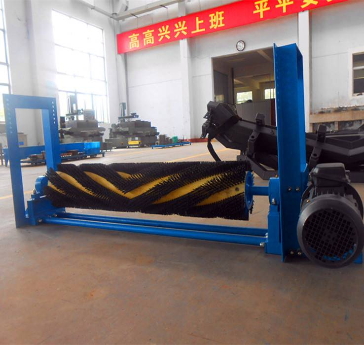 Conveyor Electric Brush Cleaner made of nylon 1010