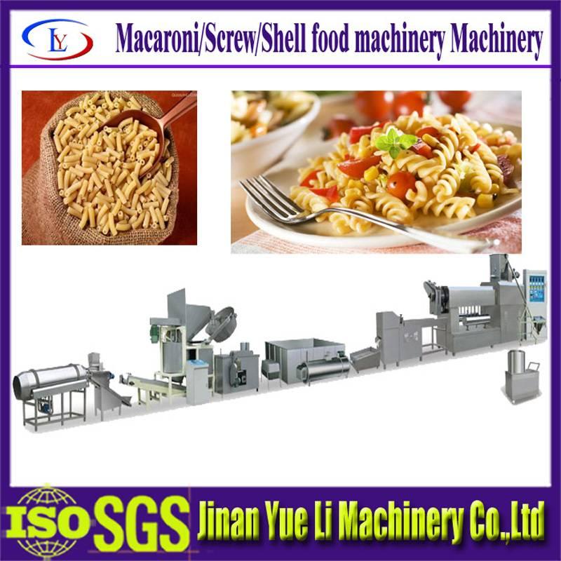 Jinan Macaronis pasta noodle making machine/food machine