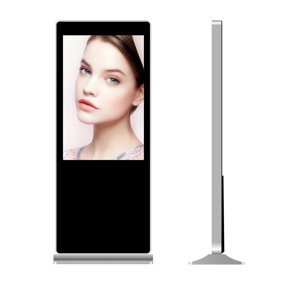 Android LCD Advertising Player 43inch Digital Signage