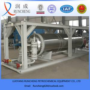 ASME stainless steel corrugated tube heat exchanger