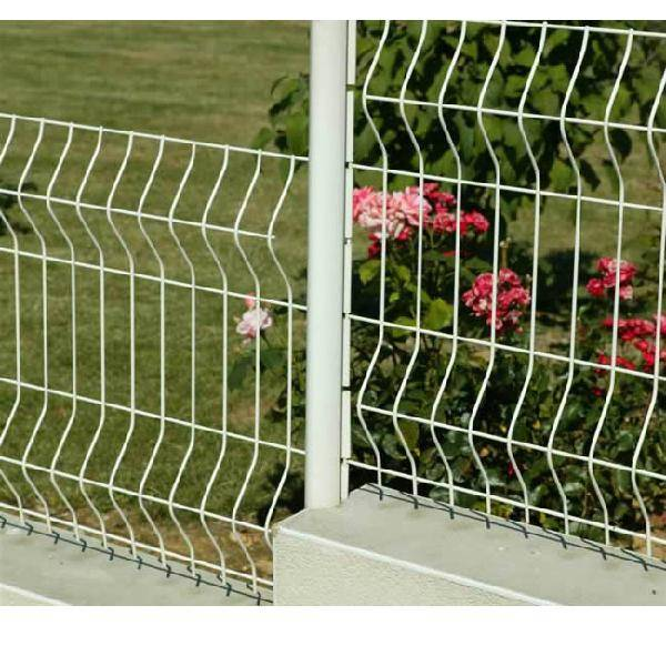 200*50mm 3D curved wire mesh fence