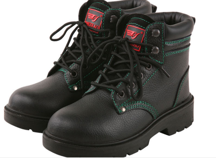 Middle ankle safety shoes ,