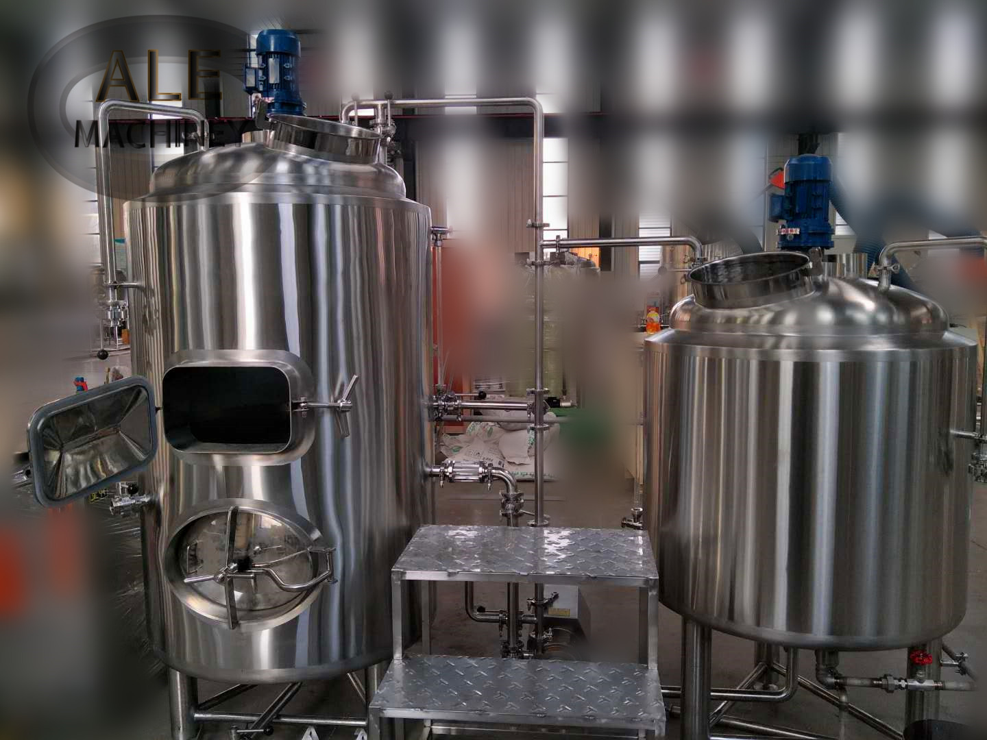 Best Price 500l Micro Brewery Equipment Brewpub Beer Equipment