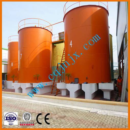 ZSA Waste Black Engine Oil Recycling Equipment