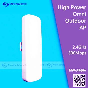 2.4G 300Mbps High power wireless Outdoor CPE/Gateway/Bridge with Atheros AR9341