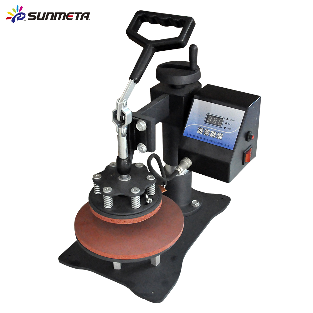 Sunmeta mini plate heat press printing machine transfer machine manufacturer