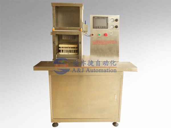 AYJ-JJ100 Automatic vacuum gel filling machine