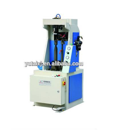YT-700 Full-Automatic Counter Heel Flattening Machine