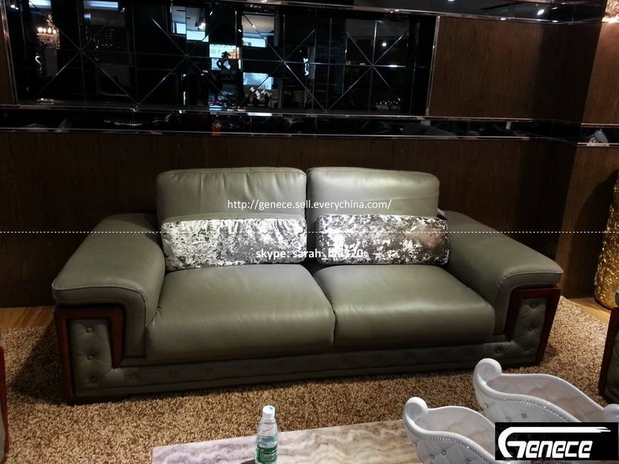 Quality Leather Sofa BT3020#