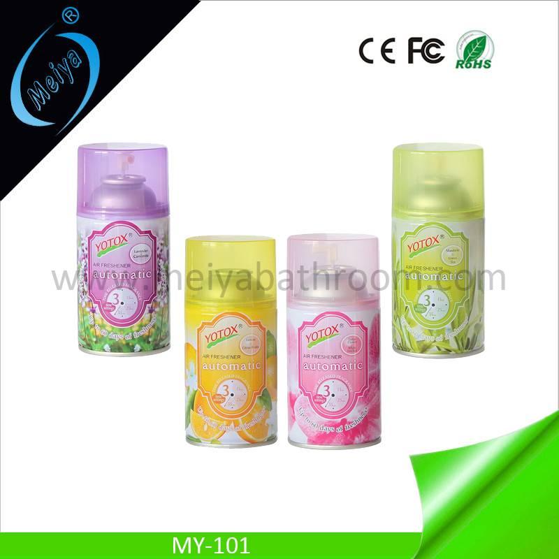 300ml air freshener spray for aerosol dispenser