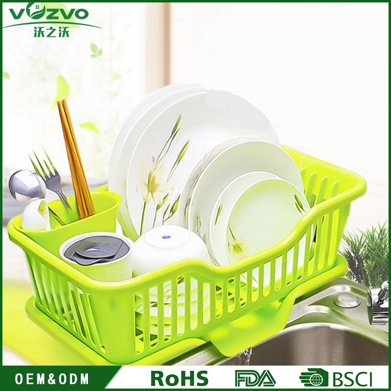 kitchen drainer dish drying rack