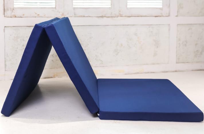 Foldable mattress sofa bed