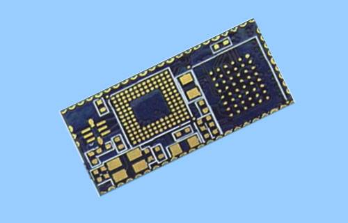 WH-Via-in-Pad Board