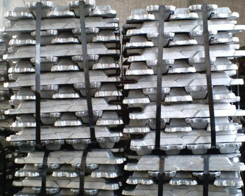 High Purity  99.7 Aluminium Ingot