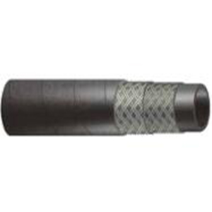 5/8 inch EN 854 2TE SAE 100R3 black double fiber braid,rubber cover hydraulic rubber hose