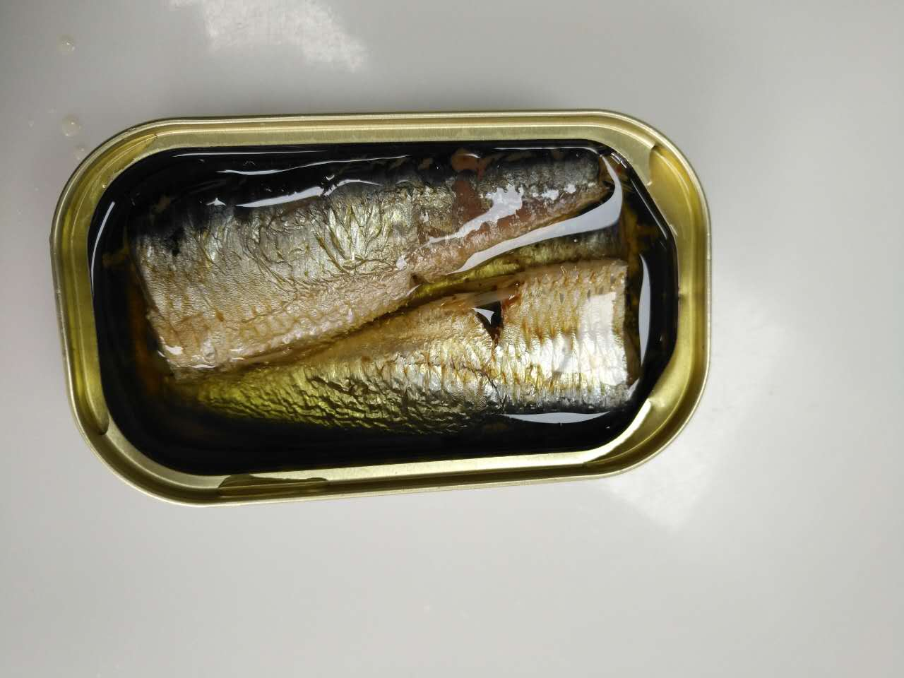 club can 125g canned sardines in vegetable oil