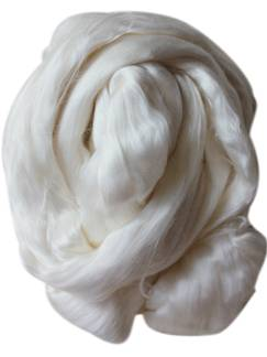 pure silk yarn